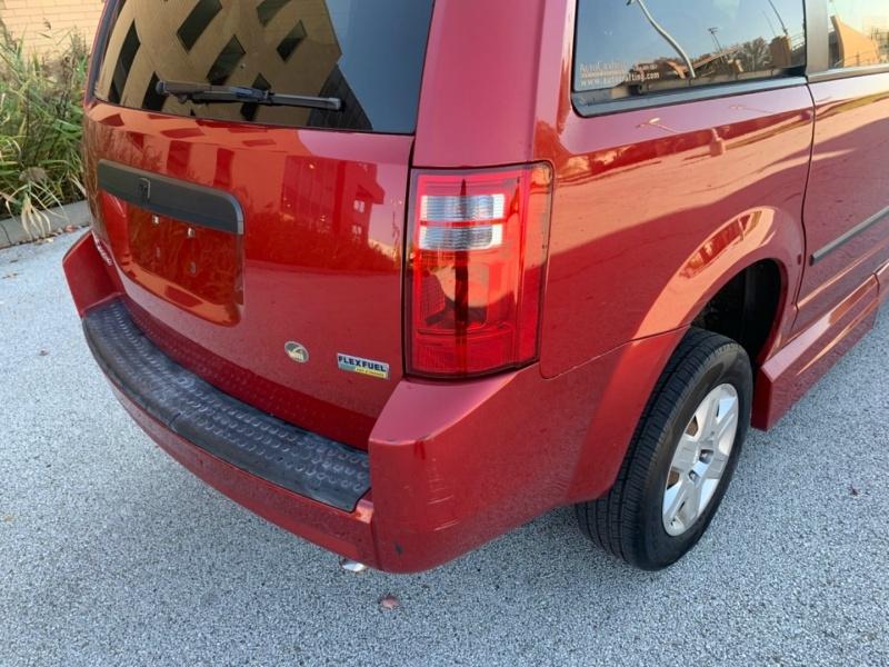 Dodge Grand Caravan 2008 price SOLD