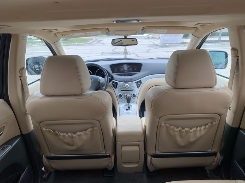 Subaru Tribeca 2008 price SOLD