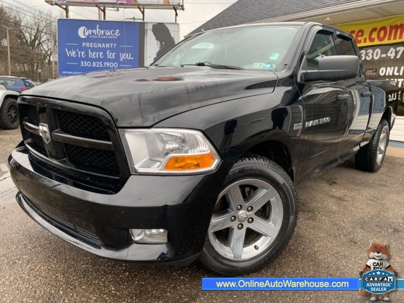 Dodge Ram 1500 2012 price SOLD