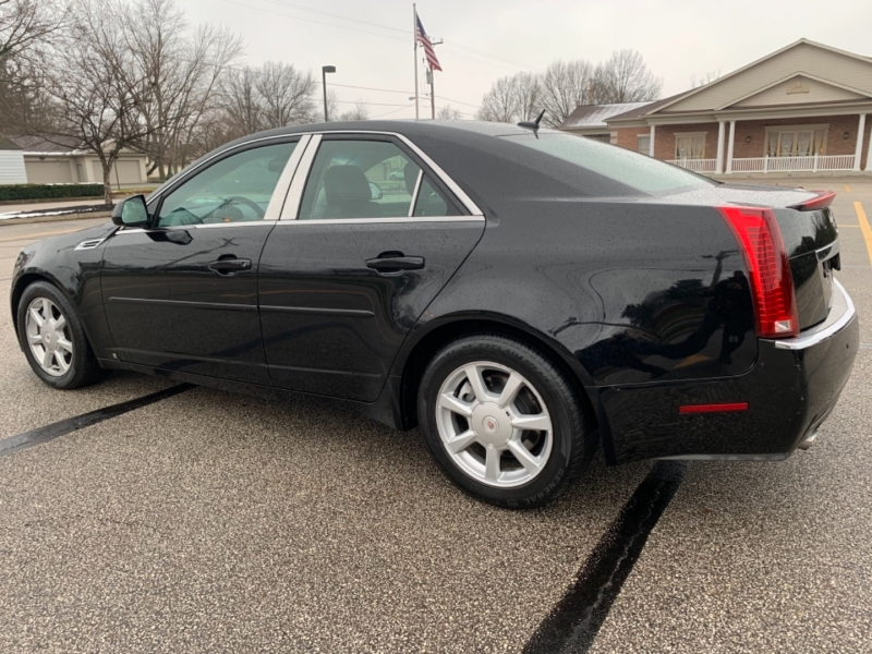 Cadillac CTS 2008 price SOLD