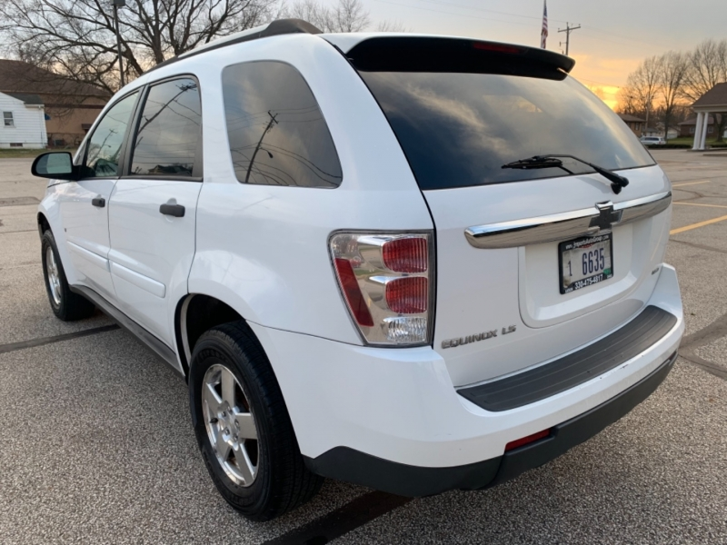 Chevrolet Equinox 2008 price SOLD