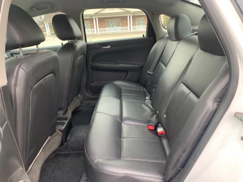 Chevrolet Impala Police 2012 price SOLD