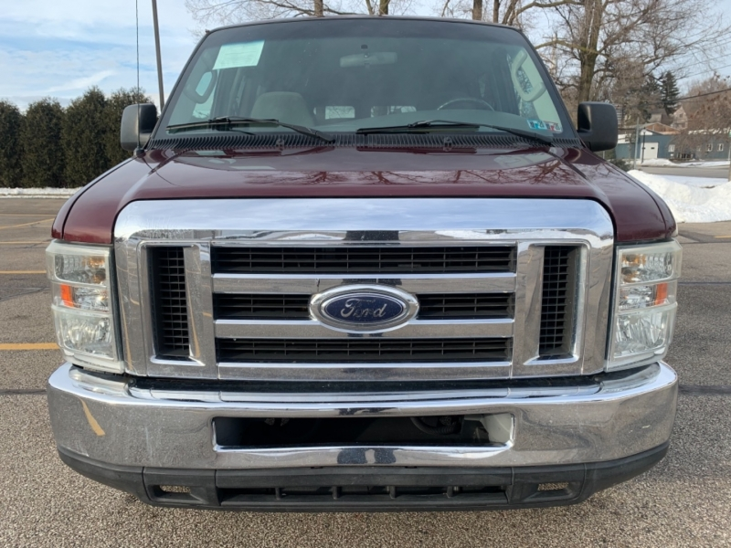 Ford Econoline Wagon 2008 price SOLD