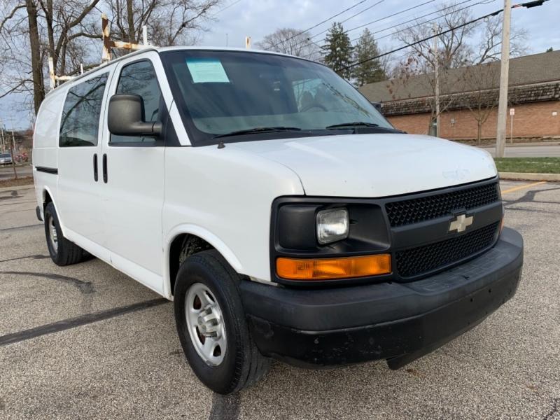 Chevrolet Express Cargo Van 2008 price SOLD