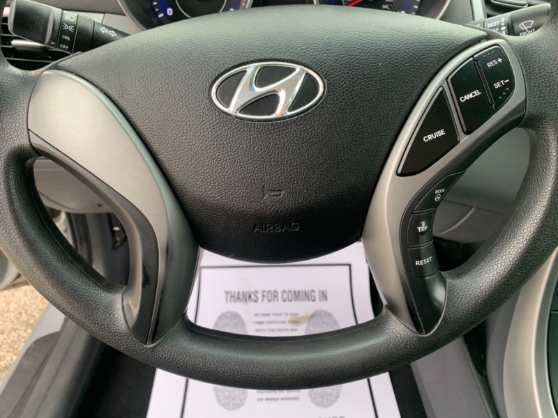 Hyundai Elantra 2014 price $5,495