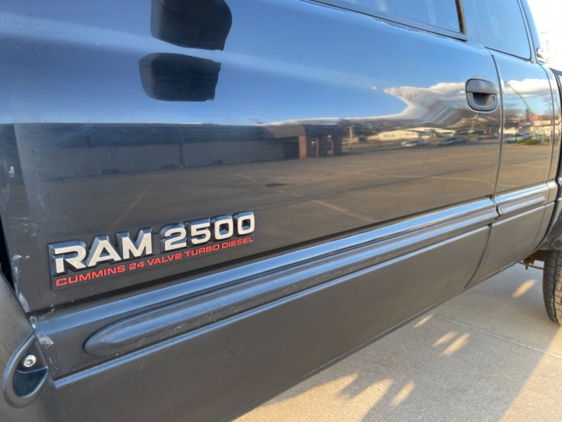 Dodge Ram 2500 2002 price SOLD