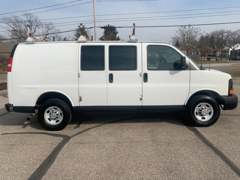 Chevrolet Express Cargo Van 2010 price SOLD