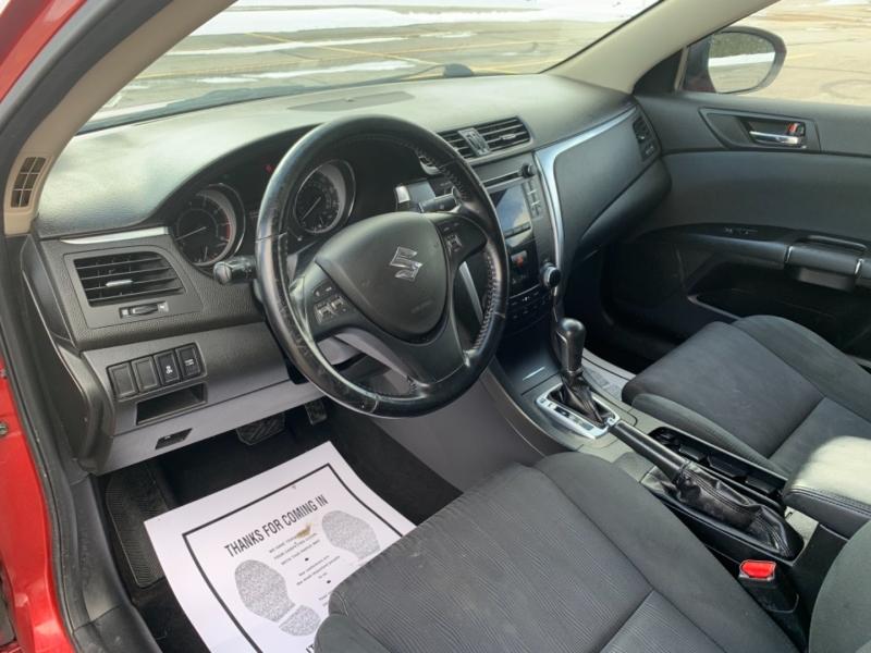 Suzuki Kizashi 2012 price SOLD
