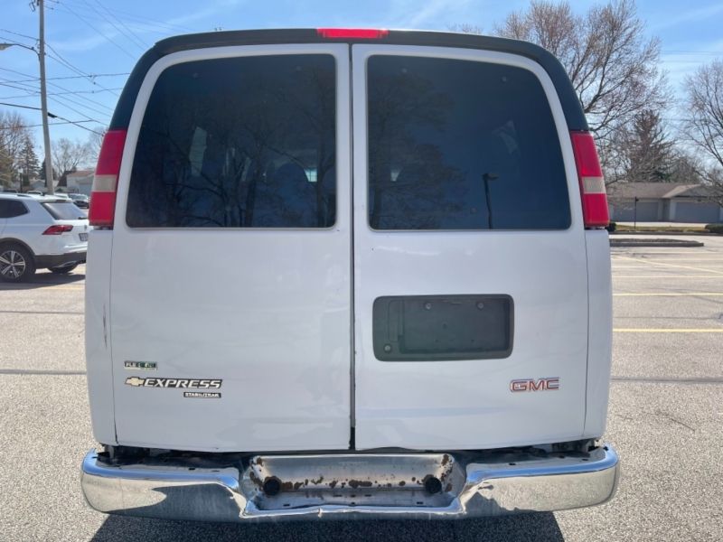 Chevrolet Express Passenger 2012 price SOLD