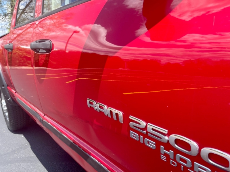 Dodge Ram 2500 2006 price SOLD
