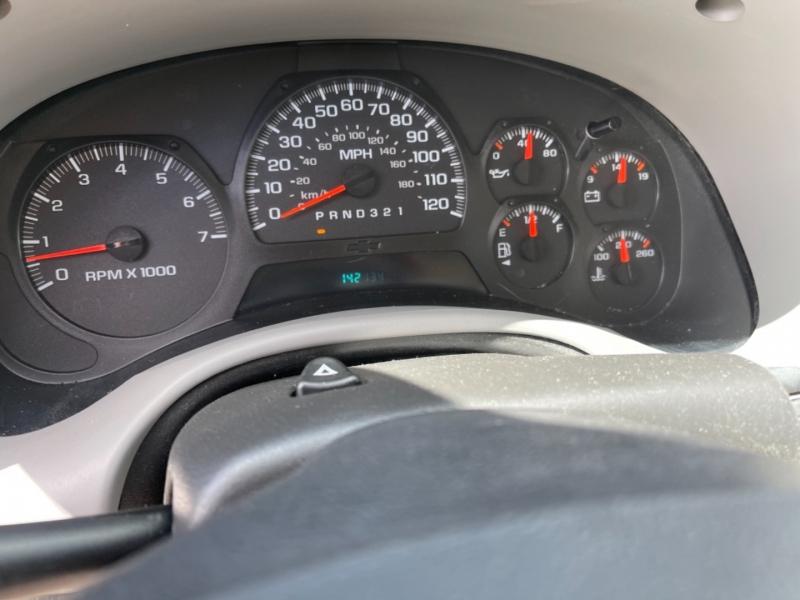 Chevrolet TrailBlazer 2009 price $4,995
