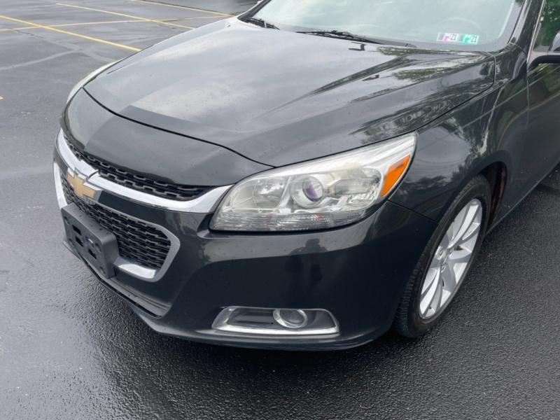 Chevrolet Malibu 2014 price SOLD