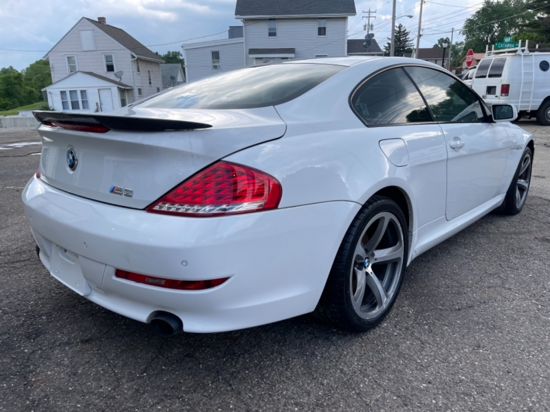 BMW 6-Series 2008 price SOLD