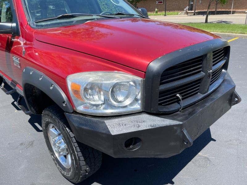 Dodge Ram 3500 2007 price SOLD