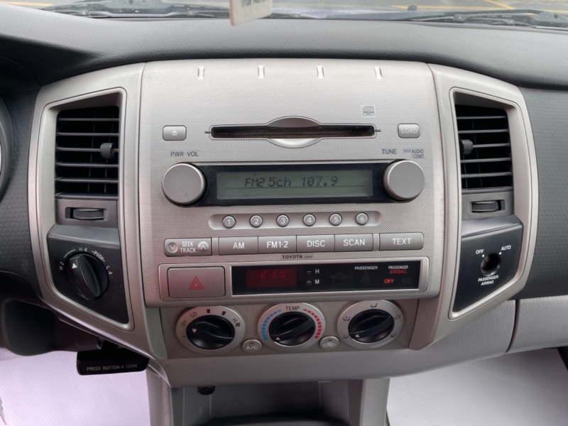 Toyota Tacoma 2005 price SOLD