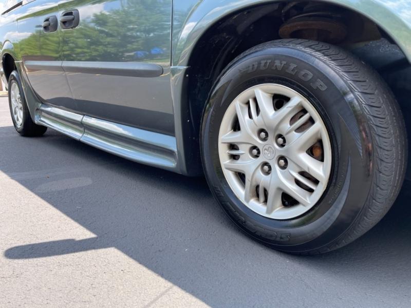 Dodge Caravan 2004 price SOLD