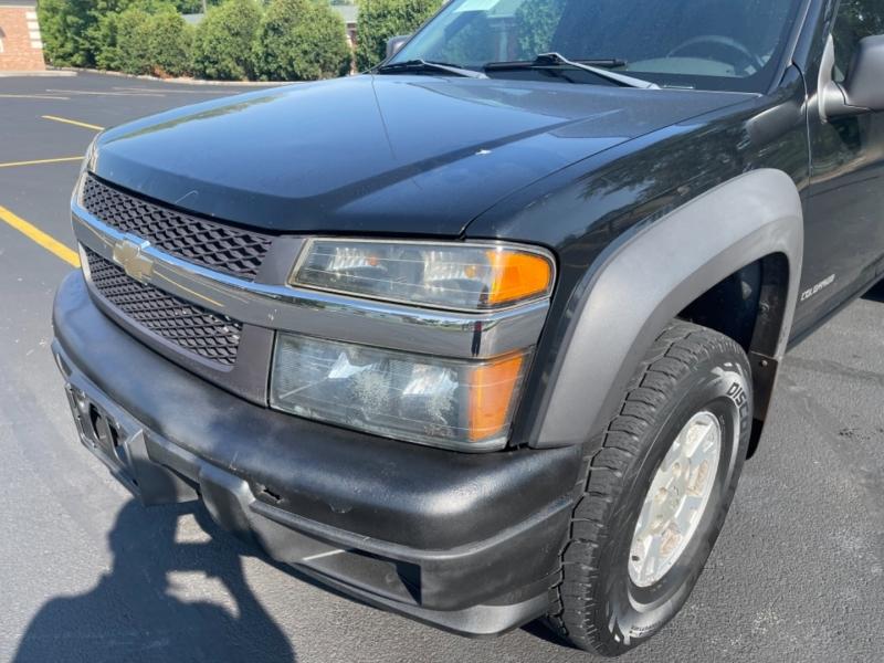 Chevrolet Colorado 2005 price SOLD