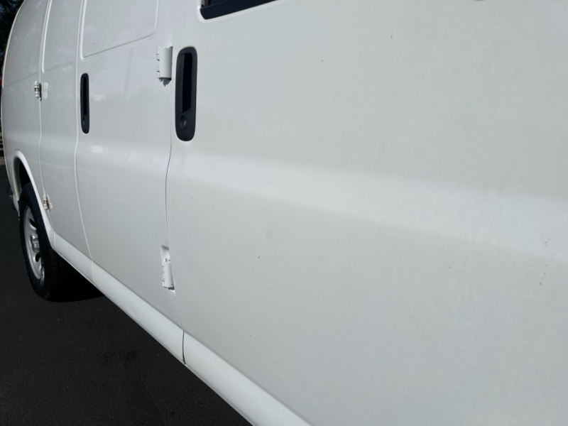 Chevrolet Express Cargo Van 2012 price SOLD