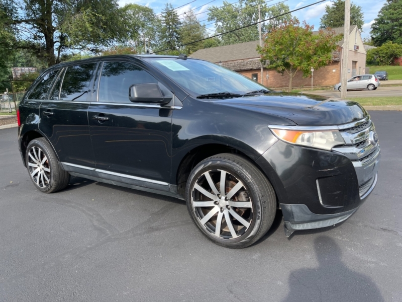 Ford Edge 2011 price SOLD