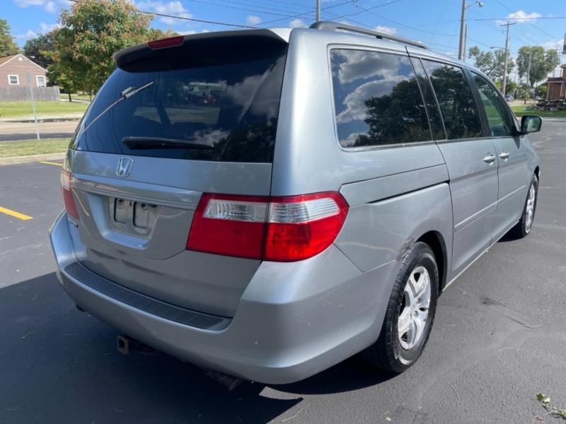 Honda Odyssey 2007 price SOLD