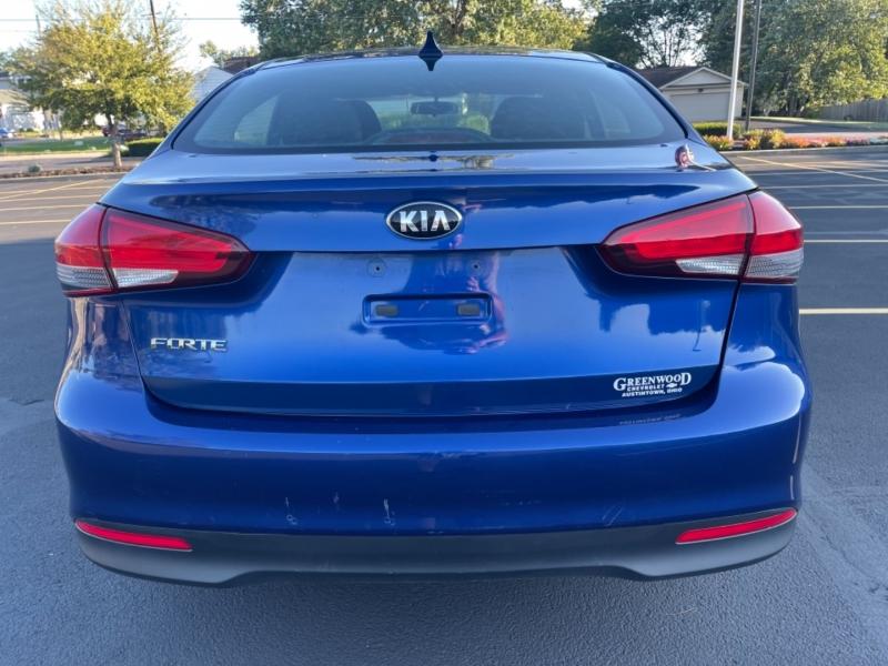 Kia Forte 2017 price SOLD