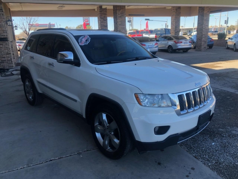 JEEP GRAND CHEROKEE 2012 price $11,950