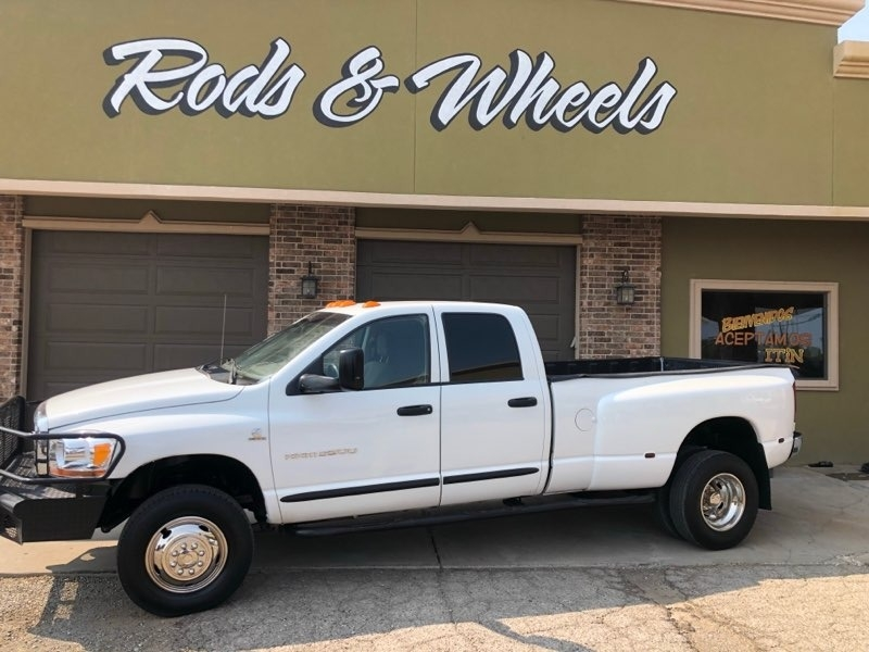 DODGE/CREW DUALLY RAM 3500 2006 price $15,950