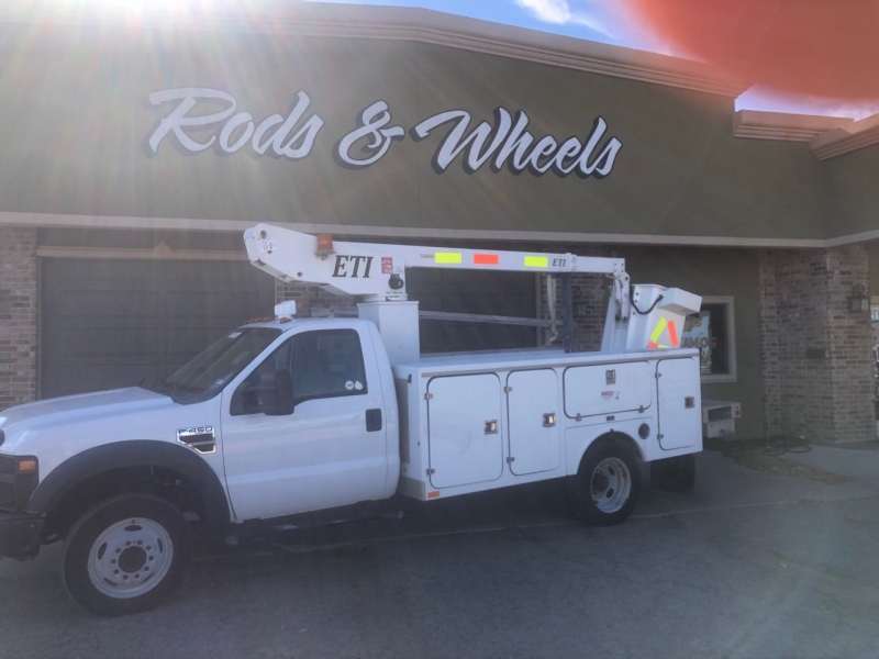 FORD F450 2008 price $17,950