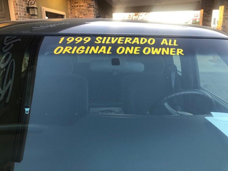 CHEVROLET SILVERADO 1999 price $11,950