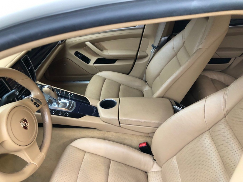 PORSCHE PANAMERA 2011 price Call for Pricing.