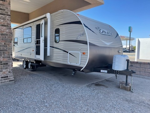 FOREST RIVER OASIS 2018 price $19,950