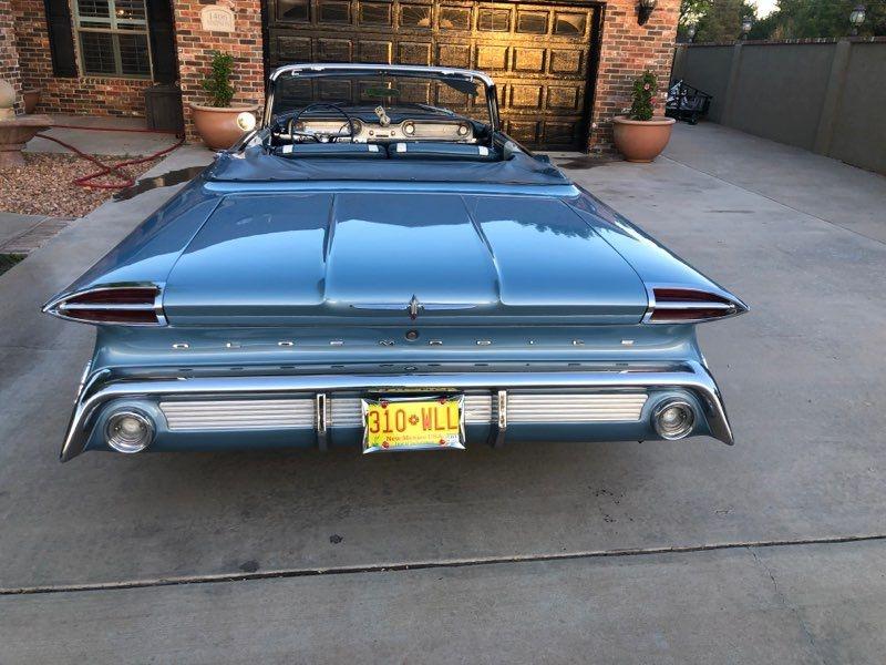 OLDSMOBILE SUPER 88 1960 price $39,950
