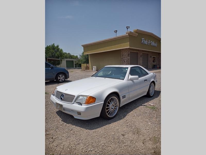 MERCEDES-BENZ 500 1992 price $7,950