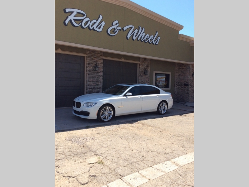 BMW 750 2013 price $21,950