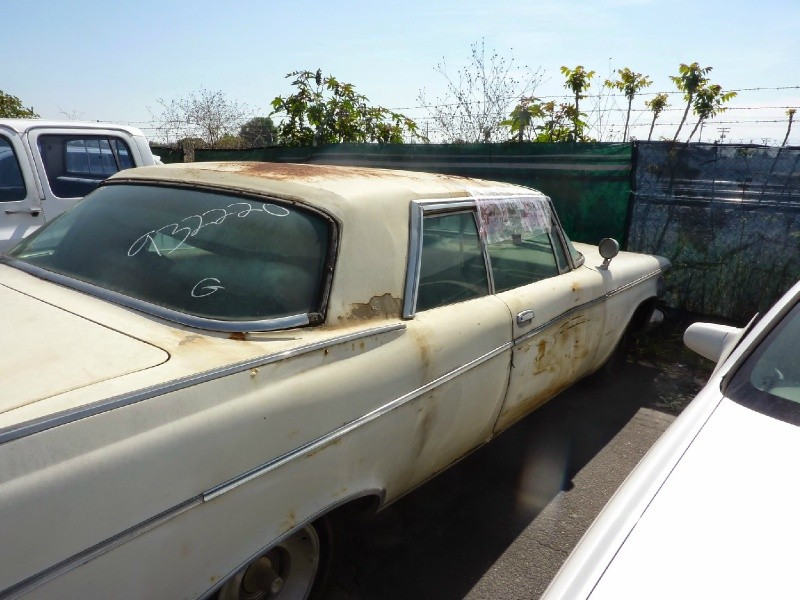 Chrysler IMPERIAL 1963 price $1,999