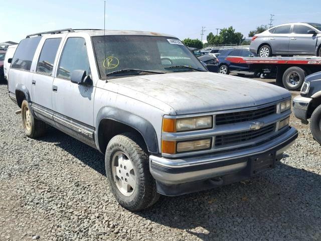 Chevrolet Suburban 1995 price $3,999