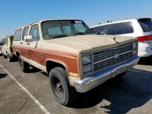 Chevrolet Suburban 1983 price $5,999