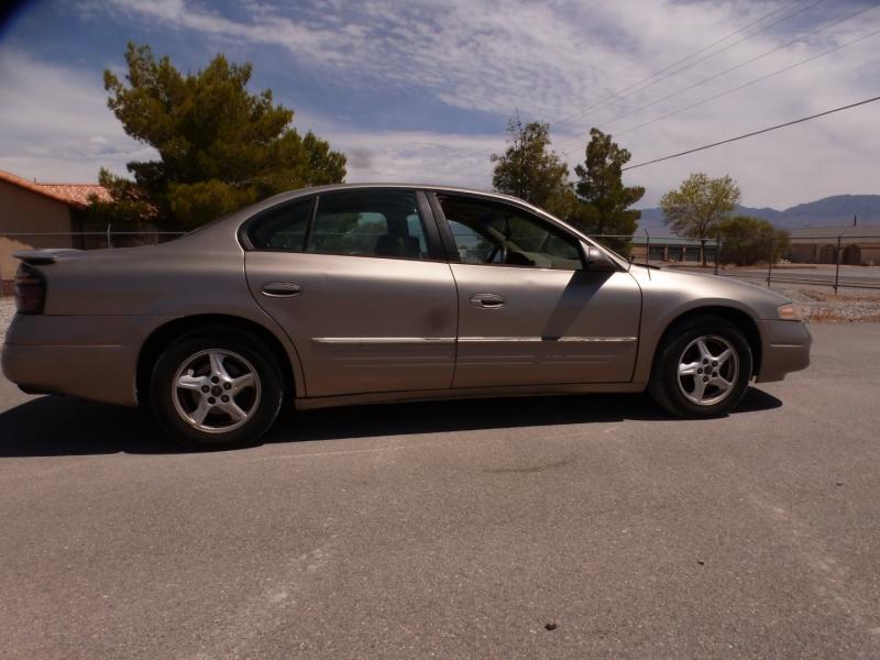Pontiac Bonneville 2002 price $1,999