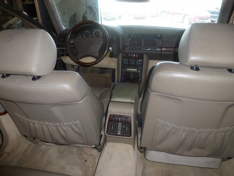Mercedes-Benz S Class 1995 price $0