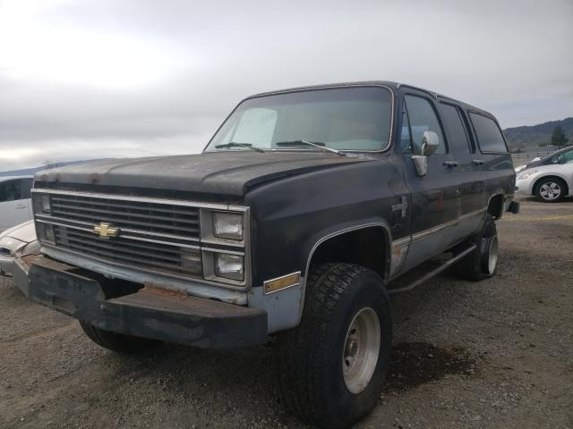 Chevrolet Suburban 1984 price $7,999