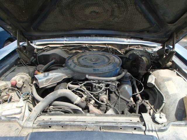 Mercury PARK LANE FASTBACK 428 V8 1968 price $5,999
