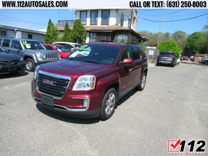 GMC Terrain 2017 price $19,395