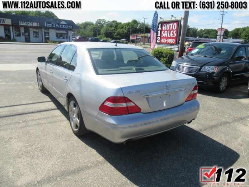 Lexus LS 430 2005 price $9,995