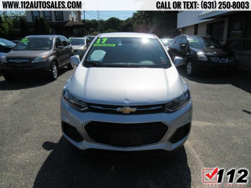 Chevrolet Trax 2017 price $13,595