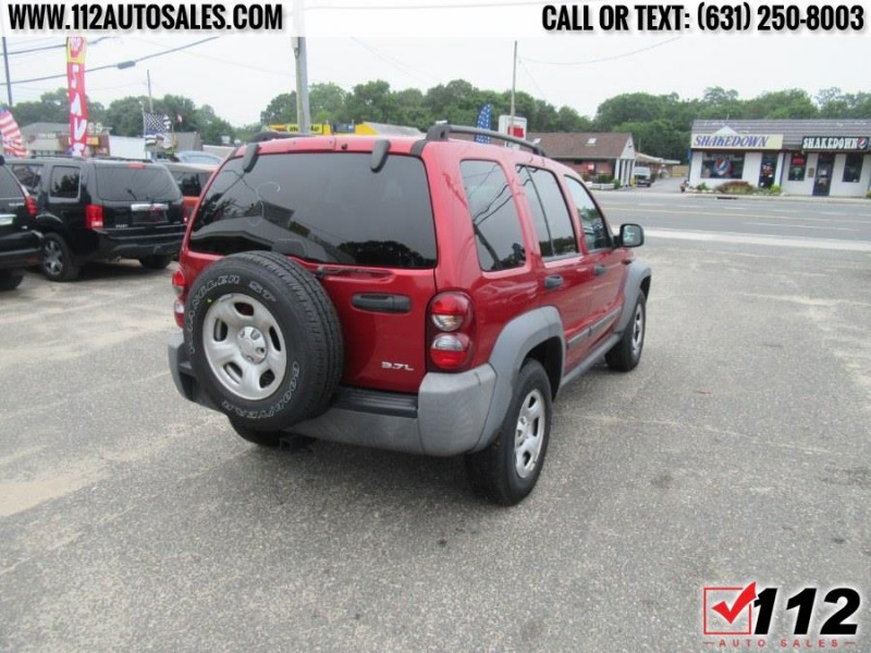 Jeep Liberty 2007 price $10,595