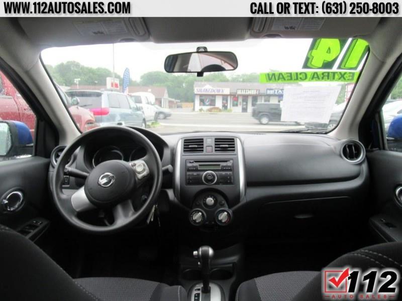 Nissan Versa 2014 price $9,995