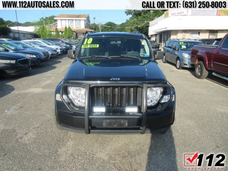 Jeep Liberty 2010 price $10,595
