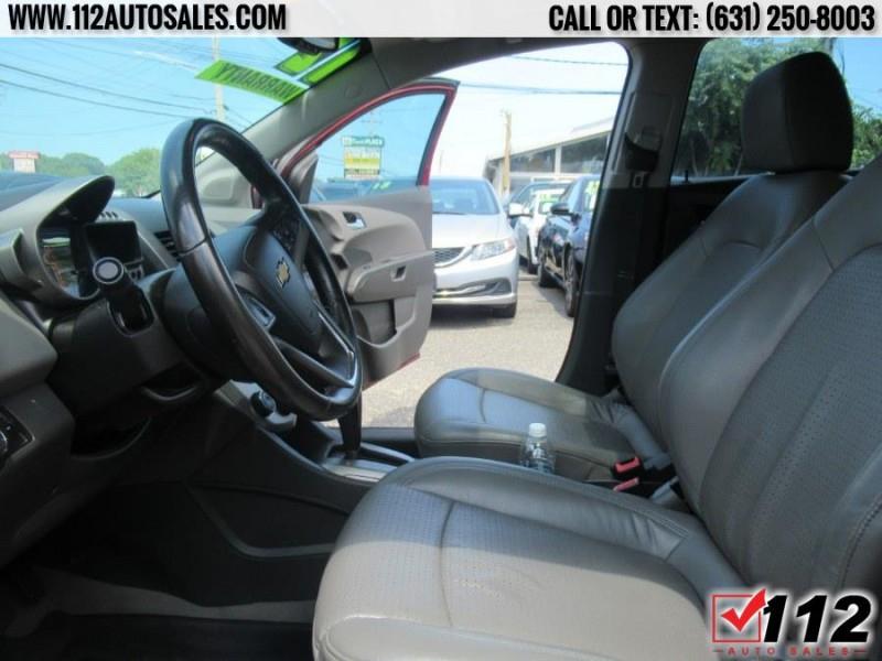 Chevrolet Sonic 2012 price $8,495