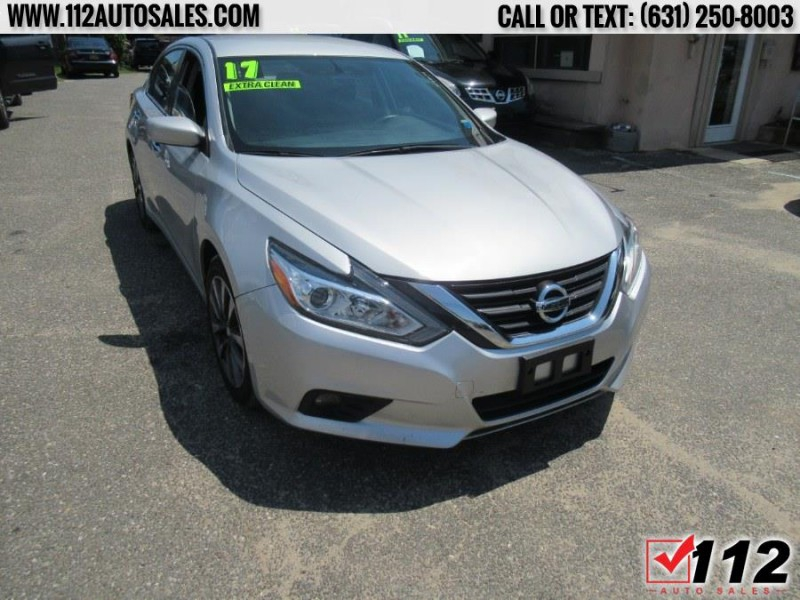 Nissan Altima 2017 price $16,995