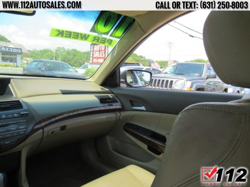 Honda Accord Sdn 2010 price $12,995